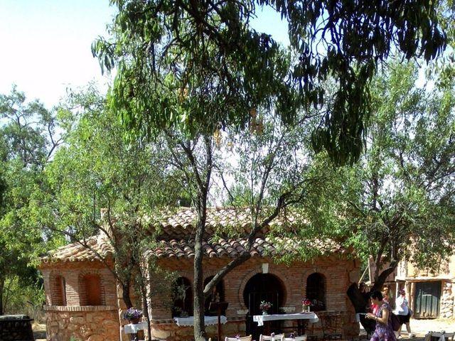 La boda de Oscar y Itxaso en Quintanilla Del Agua, Burgos 6