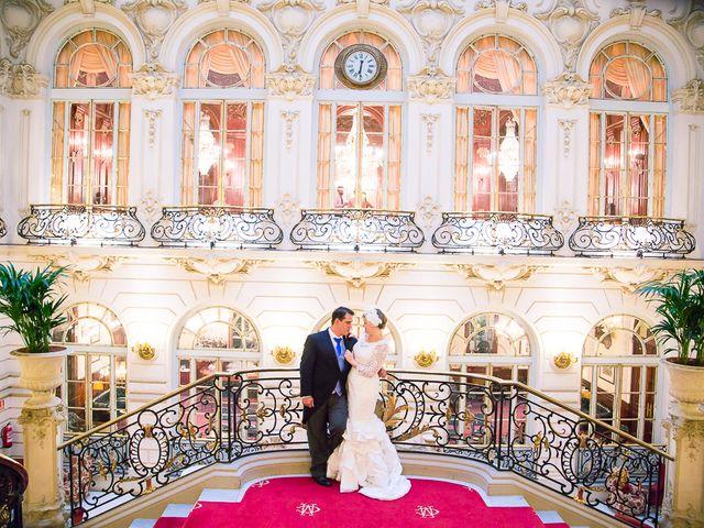 La boda de Alicia y Tibor