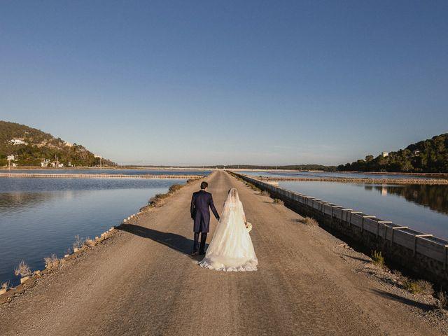 La boda de Ramón y Yolanda en Eivissa, Islas Baleares 45