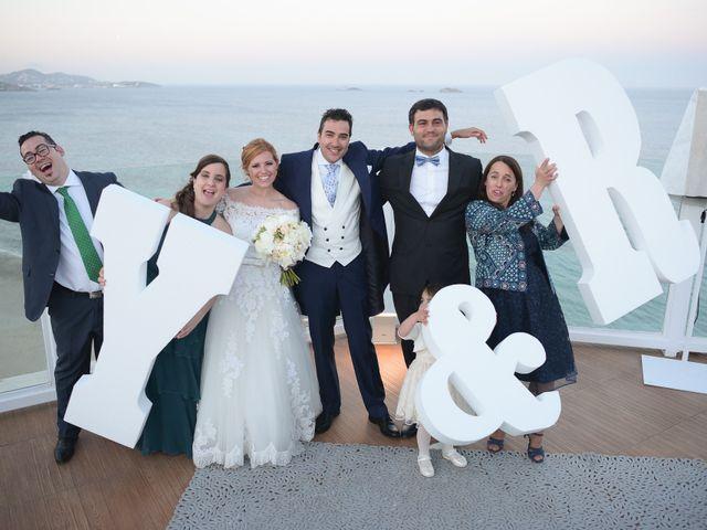 La boda de Ramón y Yolanda en Eivissa, Islas Baleares 53