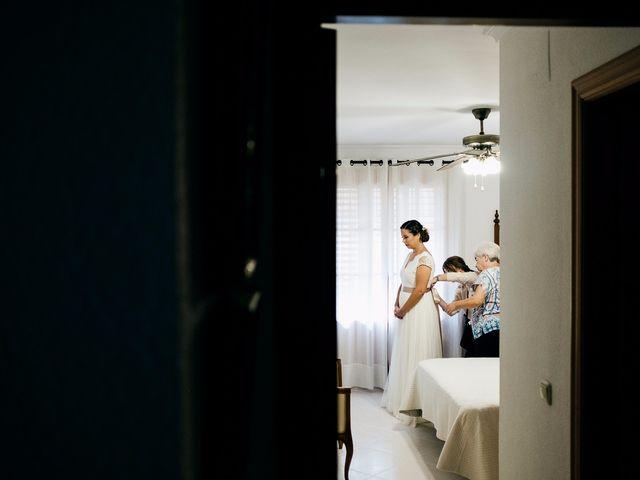 La boda de Salva y Lara en Picassent, Valencia 22