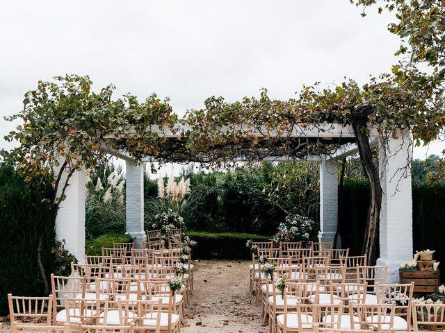 La boda de Salva y Lara en Picassent, Valencia 29