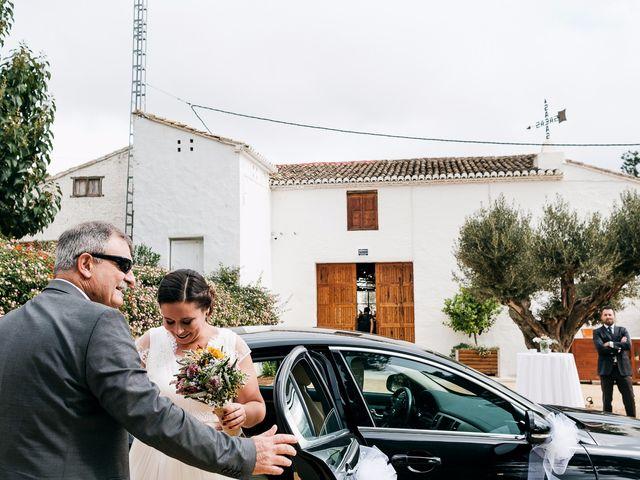 La boda de Salva y Lara en Picassent, Valencia 30