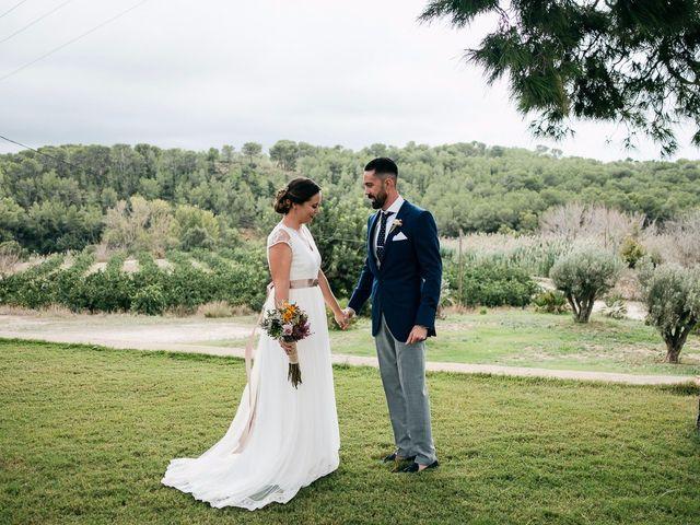 La boda de Salva y Lara en Picassent, Valencia 1