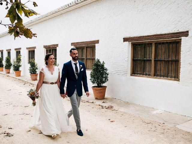 La boda de Salva y Lara en Picassent, Valencia 34