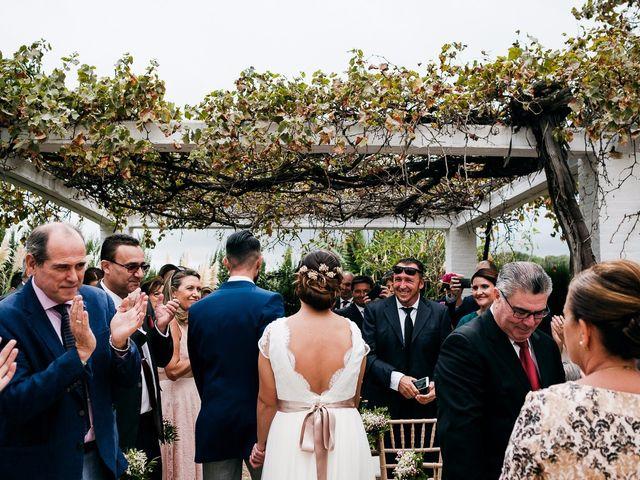 La boda de Salva y Lara en Picassent, Valencia 35