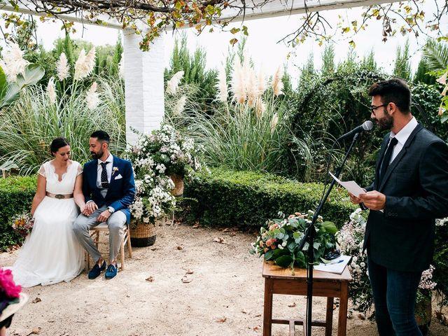 La boda de Salva y Lara en Picassent, Valencia 36