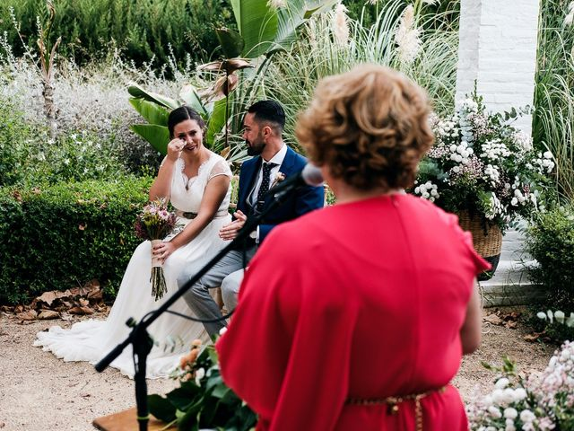 La boda de Salva y Lara en Picassent, Valencia 39