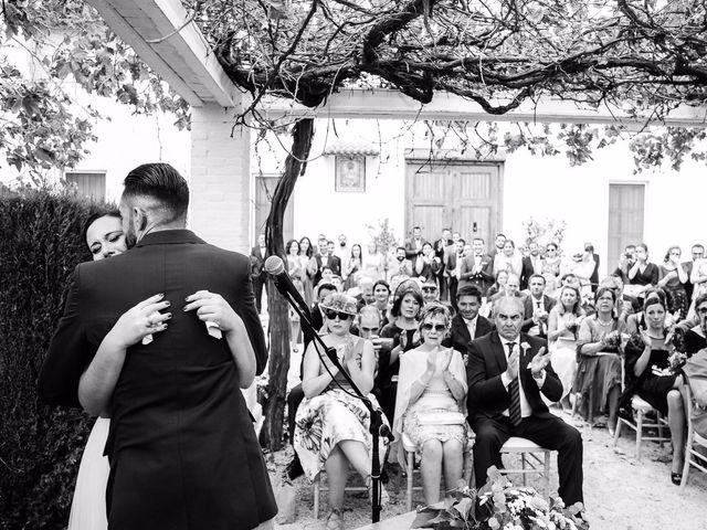 La boda de Salva y Lara en Picassent, Valencia 40