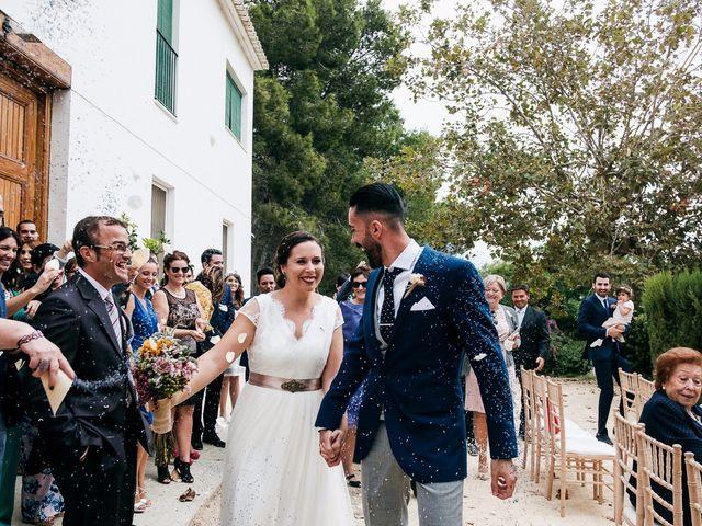 La boda de Salva y Lara en Picassent, Valencia 2