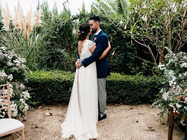 La boda de Salva y Lara en Picassent, Valencia 43