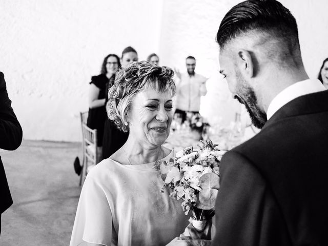La boda de Salva y Lara en Picassent, Valencia 48