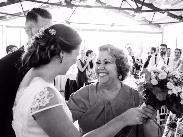 La boda de Salva y Lara en Picassent, Valencia 49