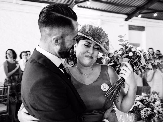 La boda de Salva y Lara en Picassent, Valencia 50