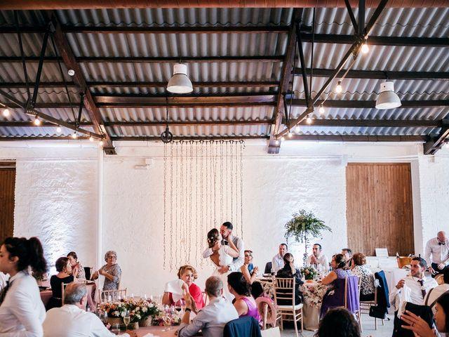La boda de Salva y Lara en Picassent, Valencia 51