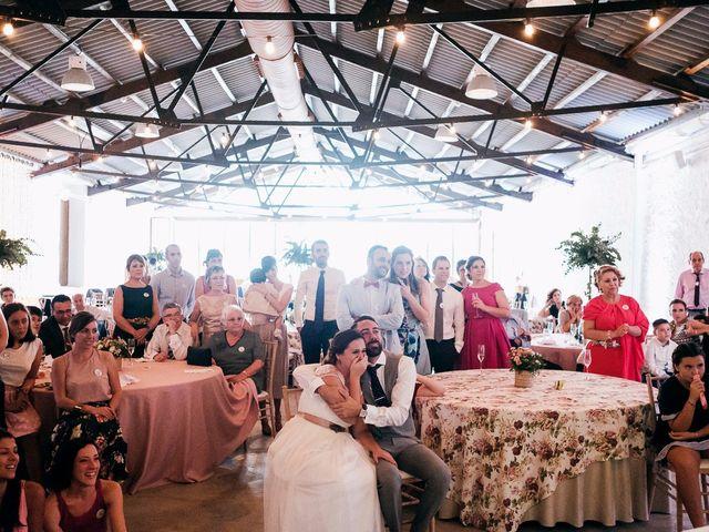 La boda de Salva y Lara en Picassent, Valencia 52