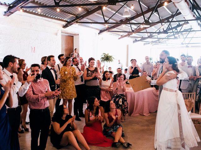 La boda de Salva y Lara en Picassent, Valencia 53