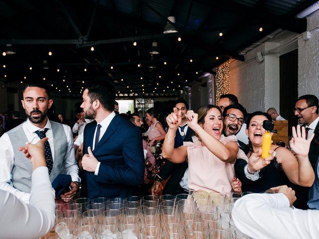 La boda de Salva y Lara en Picassent, Valencia 57