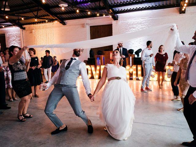 La boda de Salva y Lara en Picassent, Valencia 62