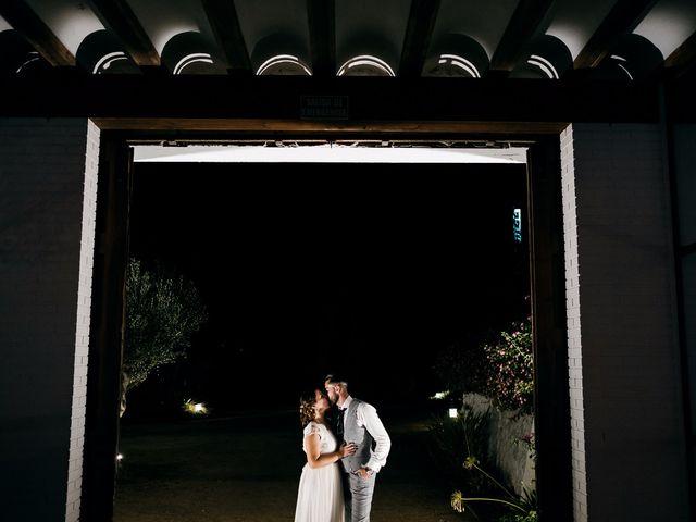 La boda de Salva y Lara en Picassent, Valencia 64