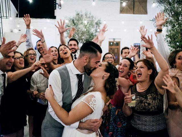 La boda de Salva y Lara en Picassent, Valencia 66