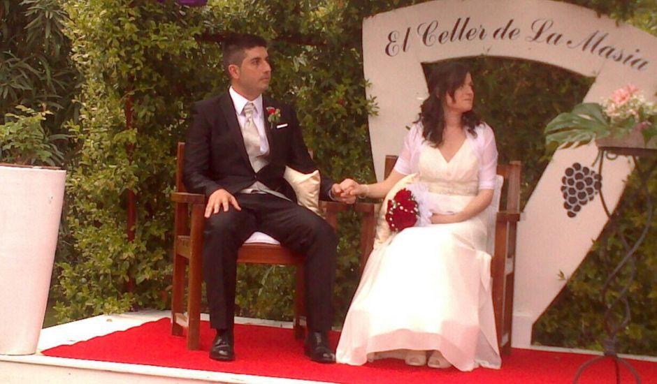 La boda de Albert y Marta en Forallac, Girona