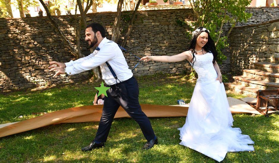 La boda de José Manuel y Ester  en Sant Marti De Centelles, Barcelona