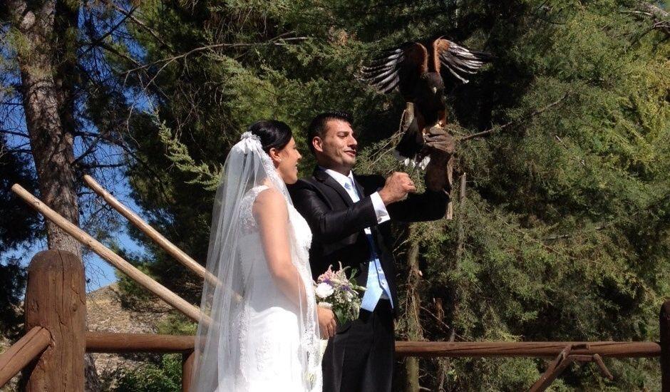 La boda de Cristobal y Ana Maria en Chinchon, Madrid