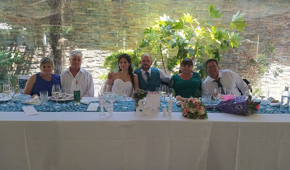 La boda de Jose y Nerea en Madrid, Madrid