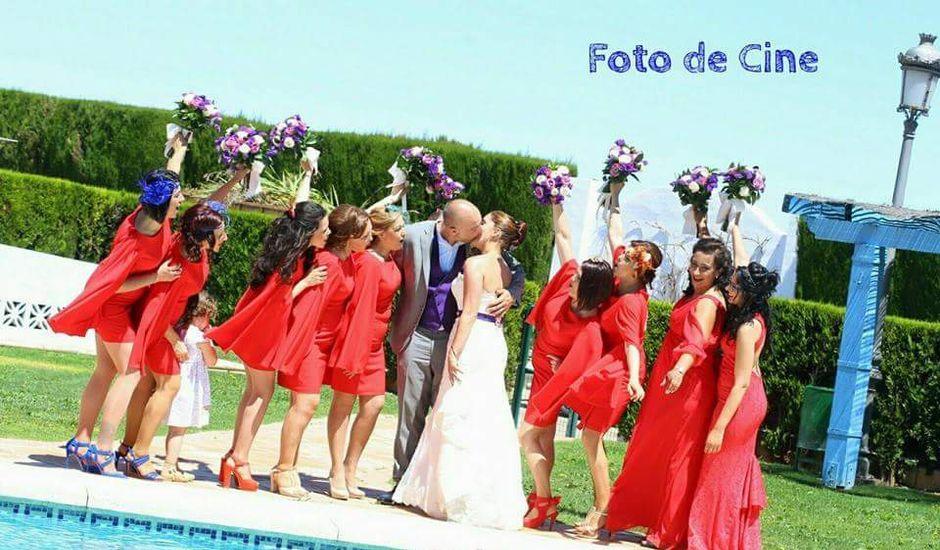 La boda de Adolfo y Loli en Benacazon, Sevilla