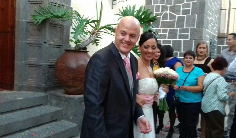 La boda de Heri y Marta en Las Palmas De Gran Canaria, Las Palmas