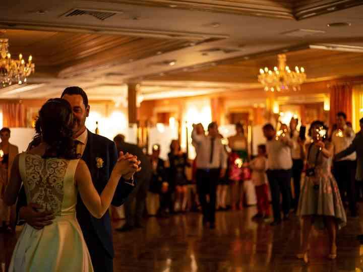 La boda de Nassim y Laura