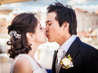 La boda de Marta y Hiroyasu