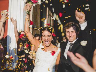 La boda de Rosario y Victor