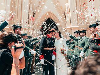 La boda de Elo y Diego
