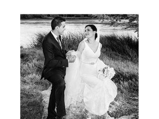 La boda de Angel  y Daniela 1