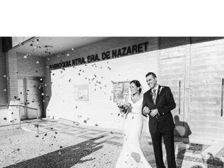 La boda de Angel  y Daniela