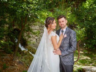 La boda de María Ángeles y Enrique