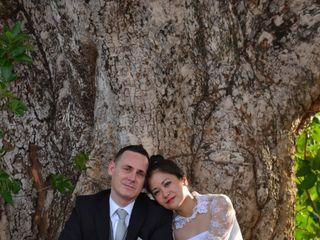 La boda de Glicerio y Princess 2