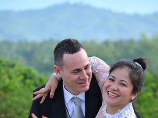 La boda de Glicerio y Princess 3