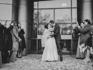La boda de Glicerio y Princess