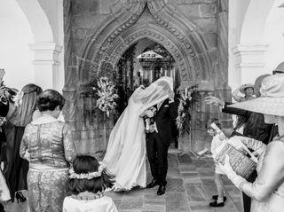 La boda de Almudena y Jose Andrés