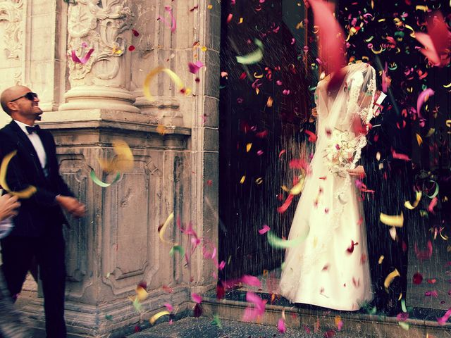 La boda de Quique y Shara en Castelló/castellón De La Plana, Castellón 2