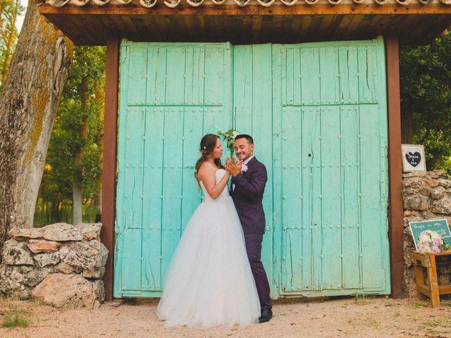 La boda de Alba y Giovanni