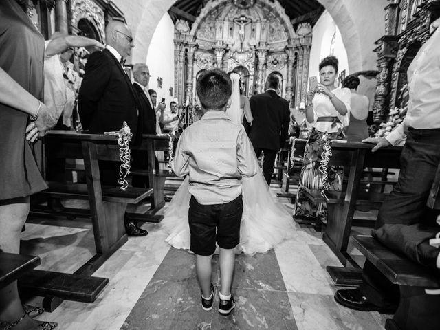 La boda de Adrian y Lorena en Ponferrada, León 17