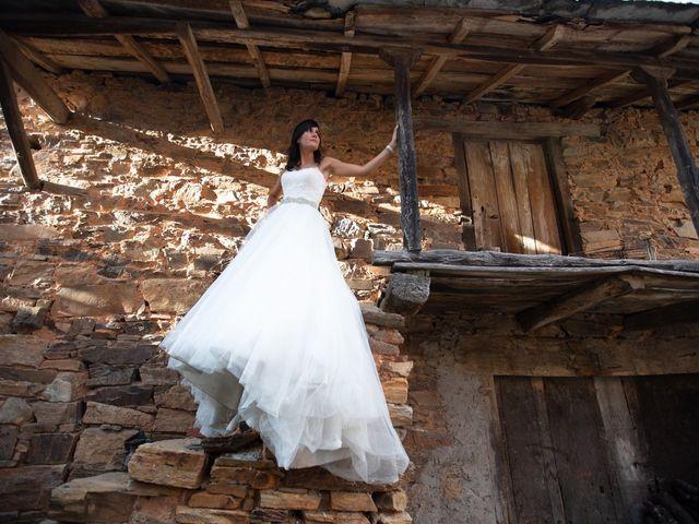La boda de Adrian y Lorena en Ponferrada, León 29