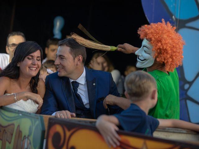 La boda de Adrian y Lorena en Ponferrada, León 34