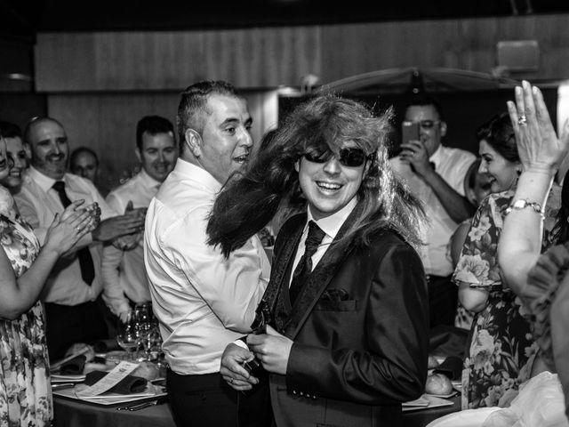 La boda de Adrian y Lorena en Ponferrada, León 42