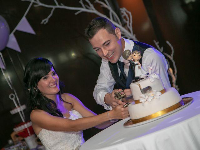 La boda de Adrian y Lorena en Ponferrada, León 44