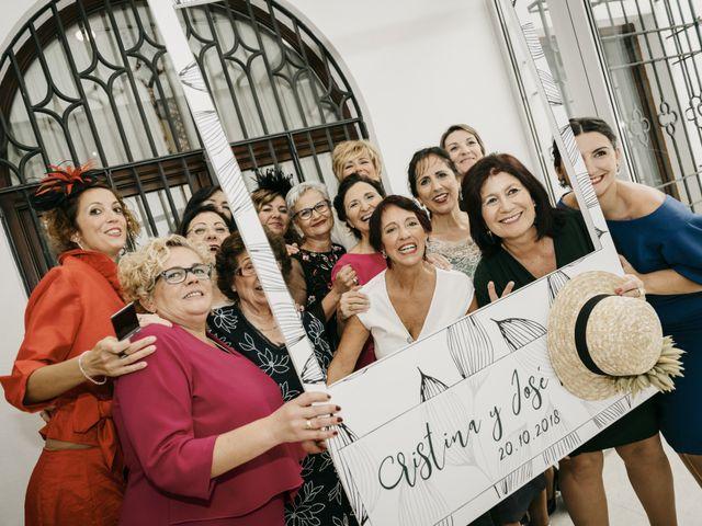 La boda de José Manuel y Cristina en Sevilla, Sevilla 27